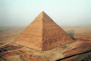 Combien de pyramides sont là-bas?
