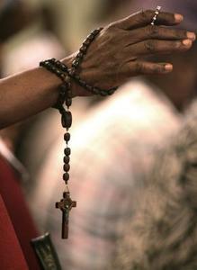Comment faire un cordon Rosaire