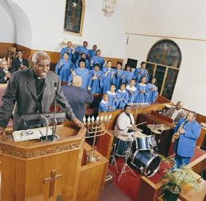 Comment jouer les hymnes gospel sur un clavier