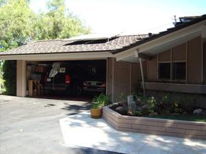 Comment réparer un toit qui fuit Garage