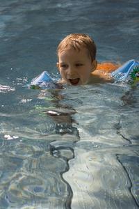 Entraînements de natation pour les enfants