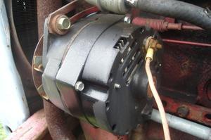 Comment installer un 1-Wire Alternateur GM
