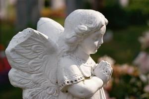 Comment réparer statues de jardin de ciment