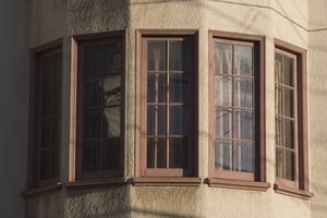 Comment mesurer un rideau d'une fenêtre Bay