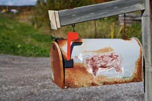 Comment faire une boîte aux lettres en bois