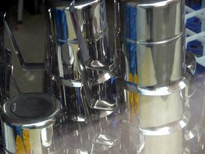Comment nettoyer un acier inoxydable Pot Scorched