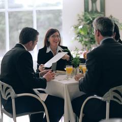 Idées de petit-déjeuner pour une réunion