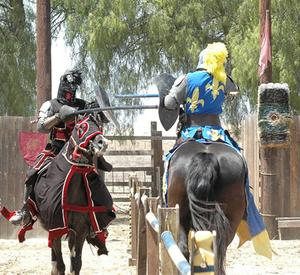 Jeux médiévaux pour les enfants