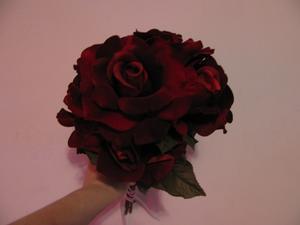 Comment faire un bouquet de roses