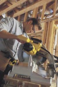 Comment couper les angles de 45 degr s sur quarts de rond - Comment couper un angle a 45 degres ...