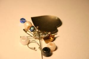 Comment faire Perle Tissu Bijoux