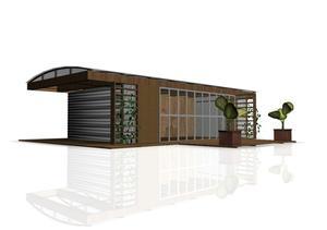 Comment faire un modèle Maison tridimensionnelle