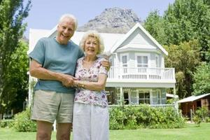 Comment Paysage pour une entrée à un Old Home