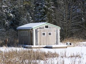 Comment construire un loft dans une unité de stockage de 10x20