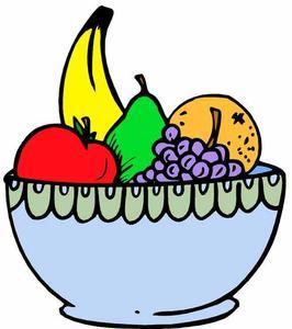 Comment dessiner un bol de fruit - Dessiner un fruit ...