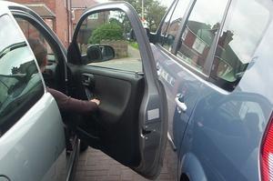 Comment réparer Dings porte voiture