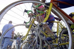 Comment remplacer le dérailleur arrière sur un vélo Vintage