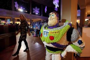 Comment faire pour créer de grandes figures de Lego