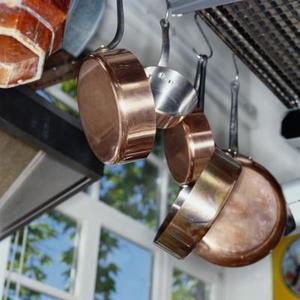 Comment faire votre propre rack Hanging Pan