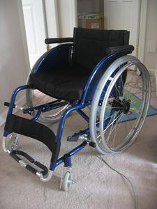 Types de coussins pour fauteuils roulants