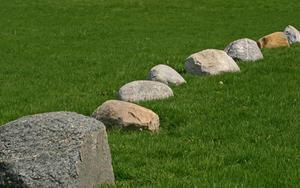 Comment puis-je Paysage avec Rocks & Boulders?