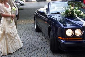 Comment faire des arcs de voiture de mariage