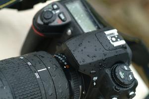 Mon Nikon D40 ne se allume pas