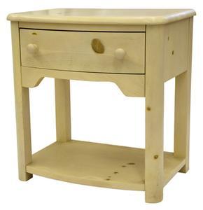 Comment concevoir une table de nuit à partir de déchets de bois