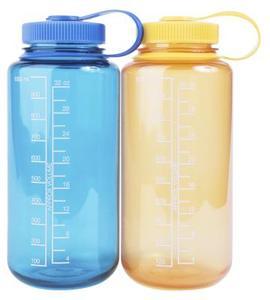 Plus de bouteilles d'eau