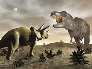 Comment faire un modèle de dinosaure avec du papier