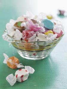 Glass Candy Bowl Artisanat