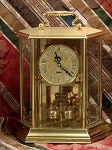 Comment régler une horloge de 400 jours