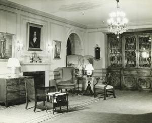 Art Déco éclairage des années 1940
