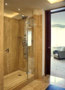 Comment concevoir une douche de deux personnes