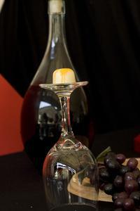 Comment faire maîtresses avec des verres à vin