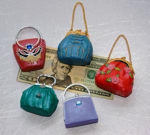 Comment faire un porte monnaie avec une serrure kiss - Comment ouvrir une porte avec un tournevis ...