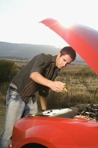 Il est crud blanc sur ma casquette d'huile mais ma voiture ne est pas en train de perdre du liquide de refroidissement