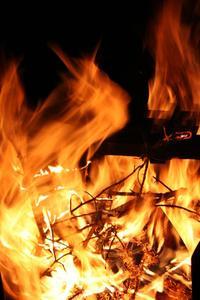Comment peindre réel Fire & Flames