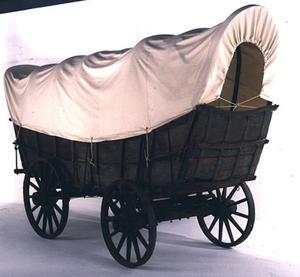 Comment construire un Conestoga Wagon Petit