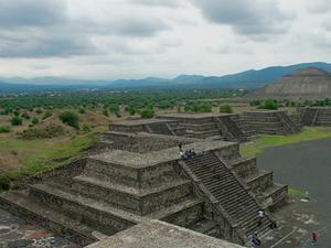 Histoire de aztèques traditionnelles mexicaines Vêtements
