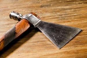 Seminole armes et outils indiennes