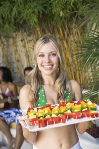 Comment Servir les fruits et légumes