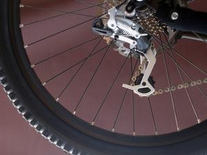 Comment faire pour installer un vélo Dérailleur arrière