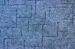 Step-by-Step procédures Dye un tapis