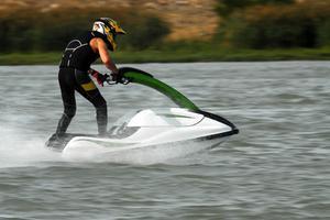 Comment faire pour dépanner une Kawasaki Jet Ski