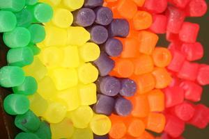 Quels matériaux sont utilisés dans les bonbons en bois Distributeur?
