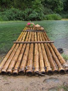 Comment faire radeaux de bambou et Tubes
