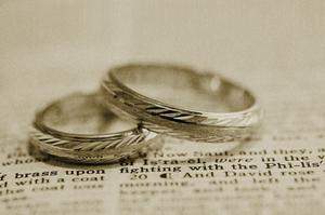 Annonce de mariage libellé de parents divorcés