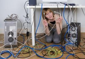 Comment câbler un connecteur série à 9 broches