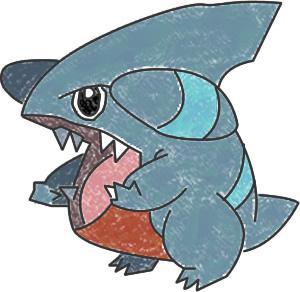 Comment attraper un Pokémon dans Gible